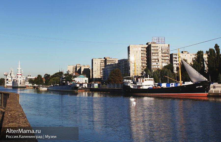 Калининград музей мирового океана адрес и цены