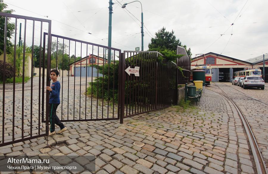 Отзыв про музей общественного транспорта в Праге