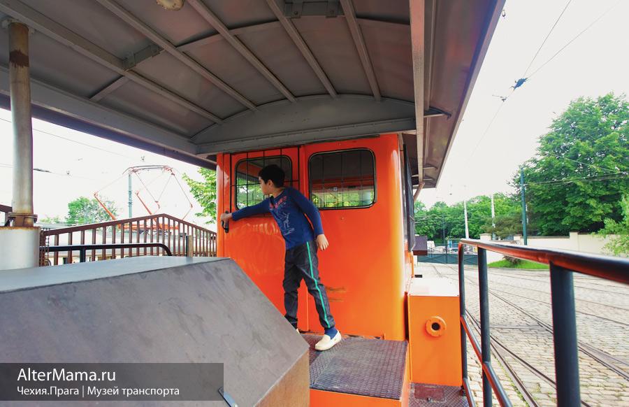Музей трамваев в Праге сколько стоит