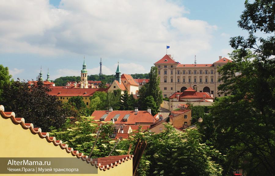 Как добраться в трамвайное депо музей Праги