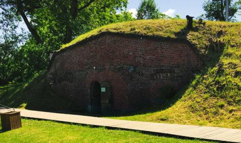 Отзыв про форт Денхофф в Калининграде с фото и советами